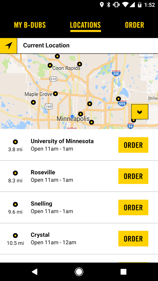 B-Dubs®- screenshot