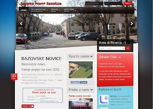 Photo: 2013 - Bazovica - Basovizza, sito paesano  www.basovizza.com
