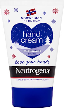 Neutrogena Norwegian Formula Hand Cream - Scented, 50ml
