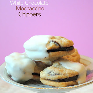 White Chocolate Mochaccino Chippers