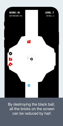 Télécharger Gratuit Survive the Ball, break bricks apk mod screenshots 3