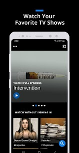 A&E – Watch Full Episodes of TV Shows 3.3.0 APK Mod Updated 1