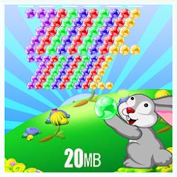Bunny Madness Bubble Shooter