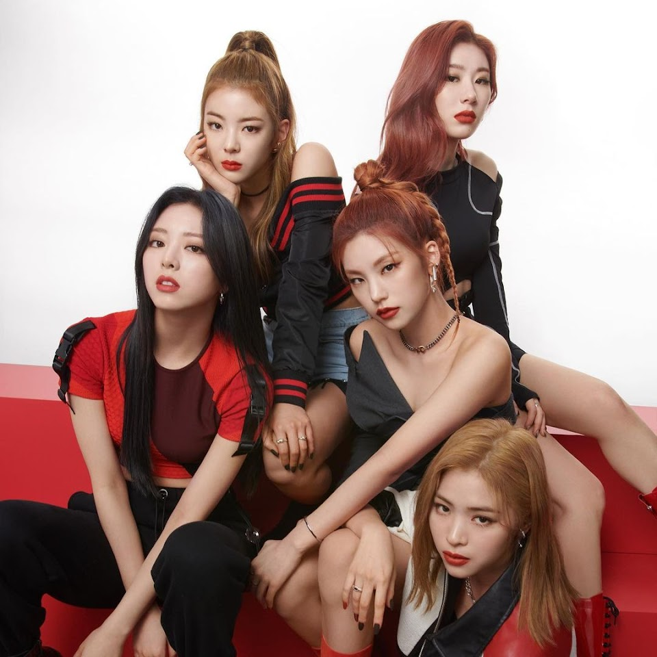 Itzy Maybelline