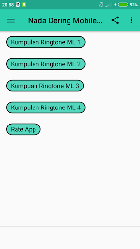 Nada Dering Mobile Legends Lengkap 1.0 screenshots 4