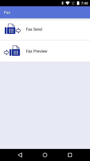 5 Brother iPrint&Scan App screenshot