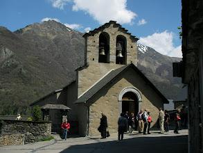 Photo: L'église de Viscos