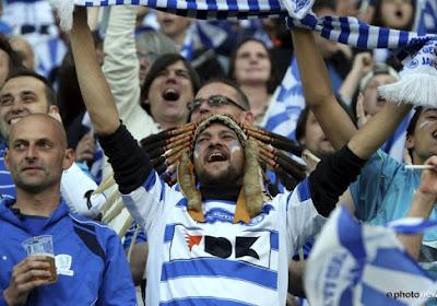 Twitter feliciteert AA Gent met de titel!