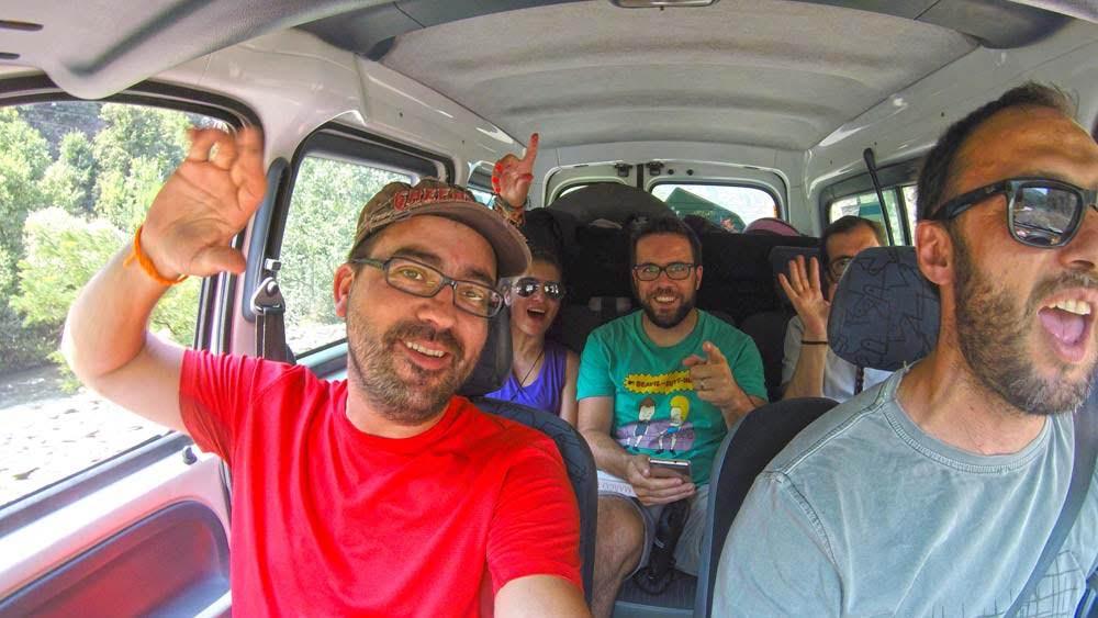 Dia 12 - De Tbilisi 🇬🇪 a Ashtarak, na Arménia 🇦🇲 | Crónicas do Rally Mongol
