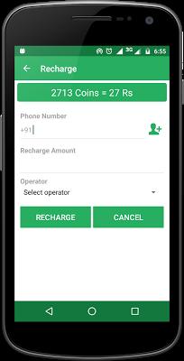 Recharge Unlimited - screenshot