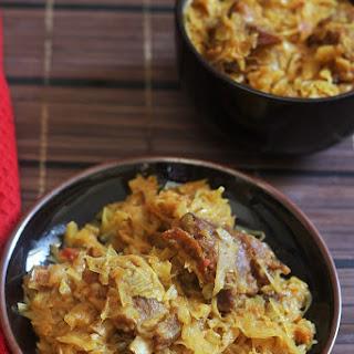 Patta Gobi Gosht recipe-Mutton Cabbage Curry-How to make cabbage with mutton