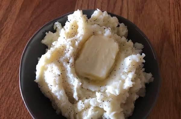 Parmesan & Truffle Mash