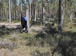 Photo: Andreas är förare till Ära i spåret :-D
