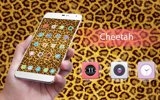 Love Cheetah Theme