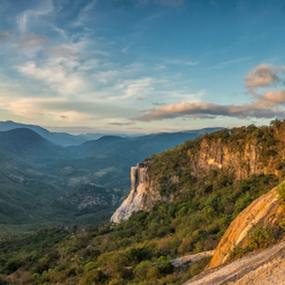 Rock waterfalls by Cristobal Garciaferro Rubio - Landscapes Mountains & Hills ( mountains, waterfalls, mountain, mexico, waterfall, oaxaca )