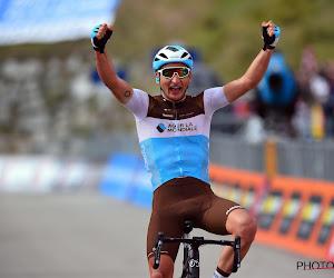 """De Giro-ritwinnaar met 'Belgische' naam: """"Ik ben 100% Fransman"""""""