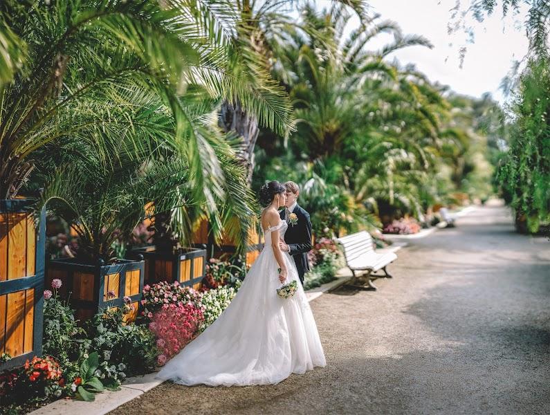 Hochzeitsfotograf Dimitri Dubinin (dubinin). Foto vom 01.10.2017