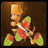 ninja Cut Fruit  Mania 3D