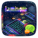 (FREE) GO SMS LUMINOUS THEME icon
