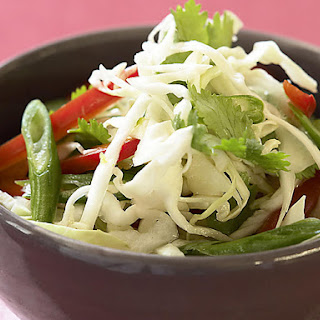 Asian Cabbage Salad.