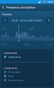 Bosch Smart Home – Miniaturansicht des Screenshots