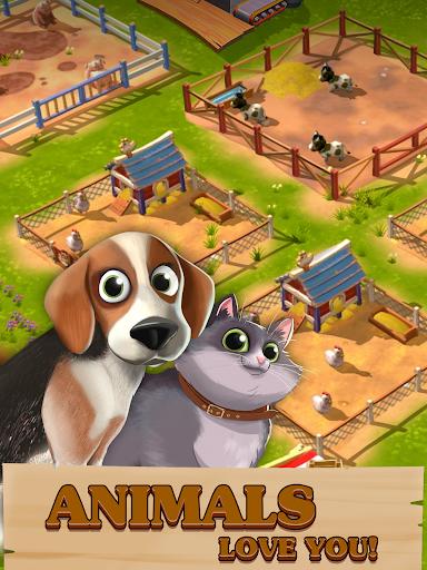 Happy Town Farm: Farming Game apkmr screenshots 11
