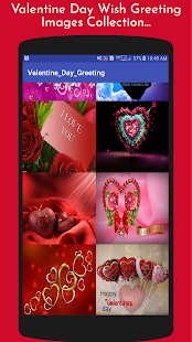 Download Valentine Day Wish Greetings  apk screenshot 3