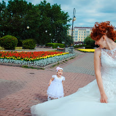 Wedding photographer Olga Galkina (OlgaGalkina). Photo of 30.06.2016