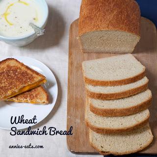Wheat Sandwich Bread