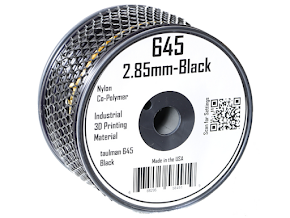 Taulman Black 645 Nylon - 3.00mm (0.45kg)