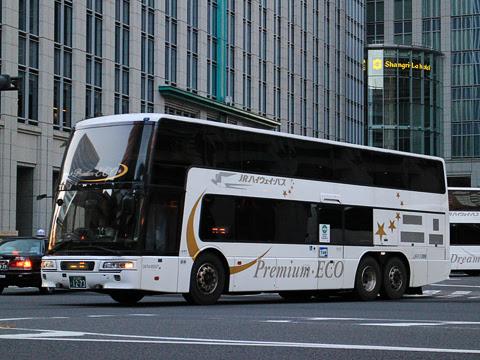 JRバス関東「プレミアムエコドリーム」 1273_101 東京駅日本橋口にて