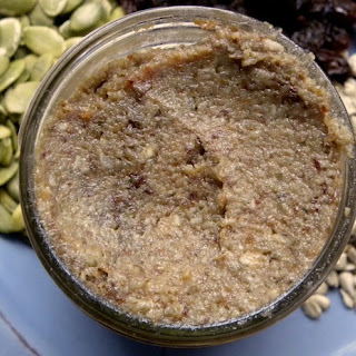 SUNFLOWER PUMPKIN SEED ENERGY BUTTER