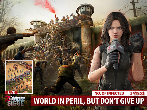 Zombie Siege: Last Civilization  screenshots 7