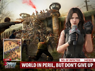 Zombie Siege: Last Civilization Apk Download For Android and Iphone 7