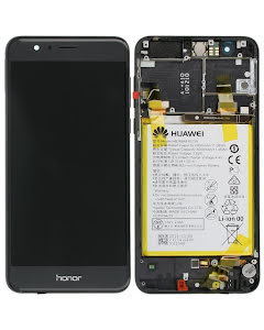 Honor 8 Display Black