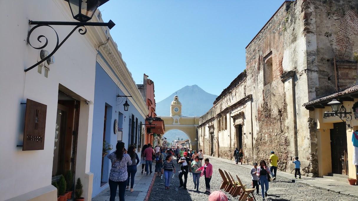 Antigua portal