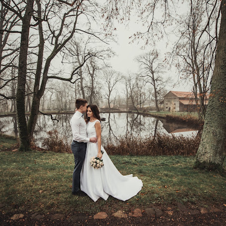 Fotógrafo de bodas Ieva Vogulienė (IevaFoto). Foto del 15.01.2018