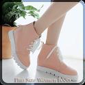 大码女靴 icon