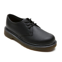 Dr Martens Everly School Shoe SCHOOL LACE UP