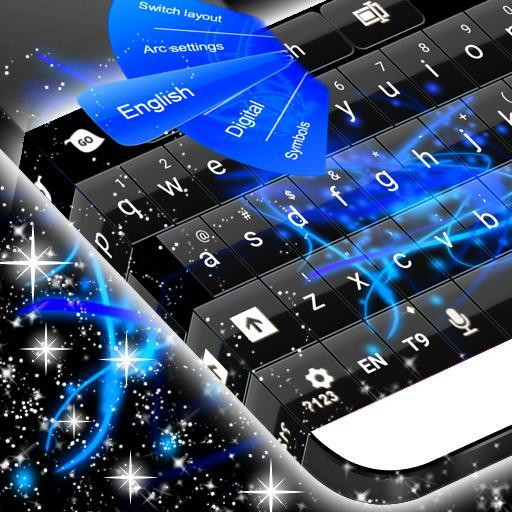 Luces de neón Keyboard Aplicaciones (apk) descarga gratuita para Android/PC/Windows