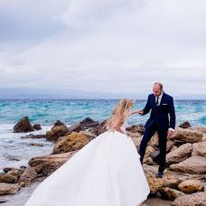Wedding photographer Konstantinos Mpairaktaridis (konstantinosph). Photo of 28.11.2017