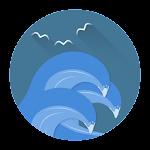 Ocean Sapphire - Layers Theme v2.1