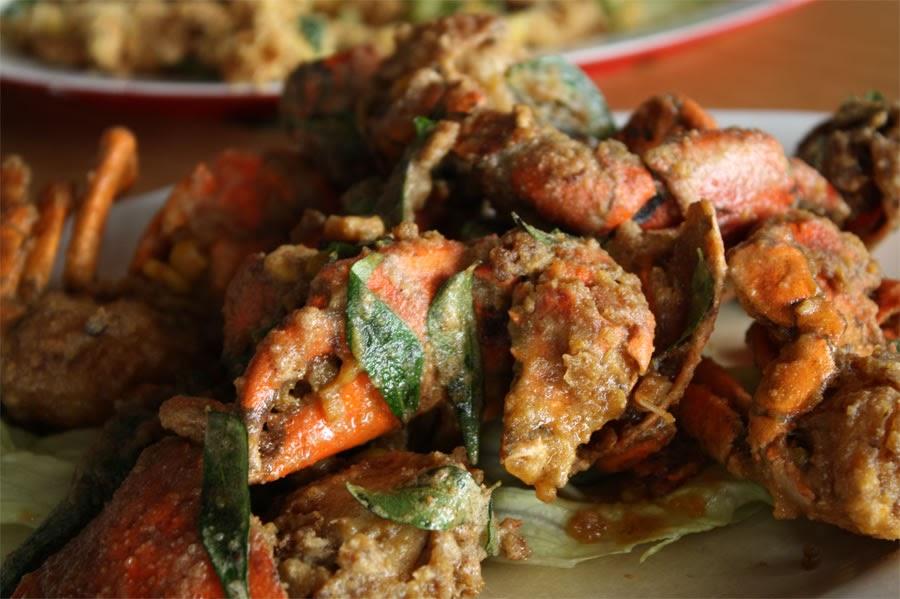 Seafood at Tanjung Sepat