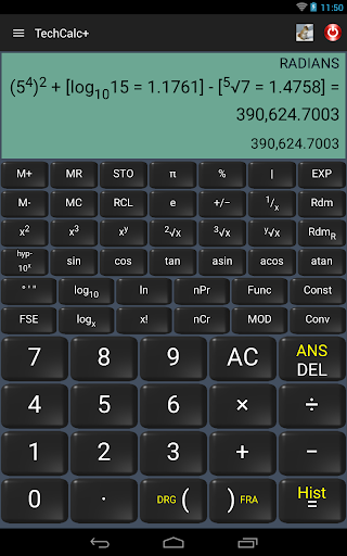 玩工具App|Scientific Calculator (adfree)免費|APP試玩