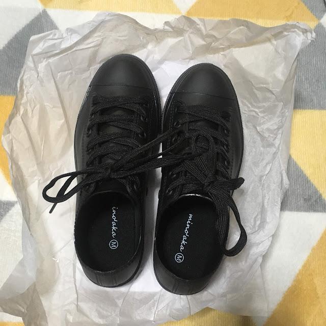 ほぼ毎日愛用してた靴が壊れたので、全く同じ物をリピ買いした話