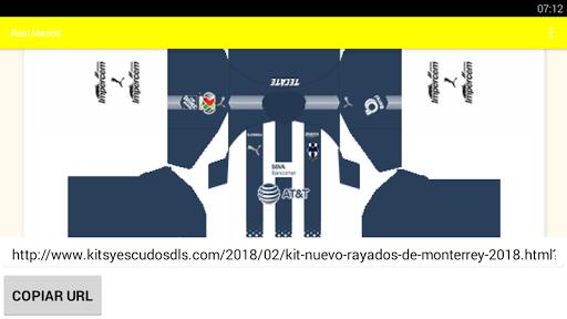 Kits y escudos para DLS 1.0 screenshots 3
