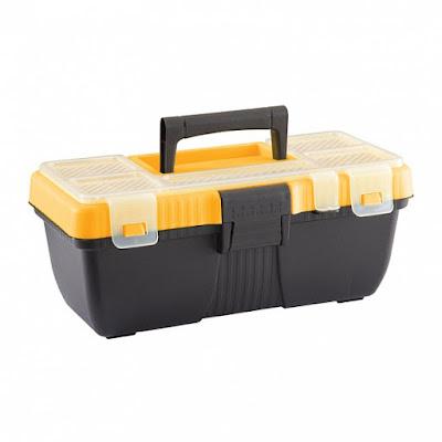 Ящик для инструментов Бытпласт 15 volf  37х19х16 см