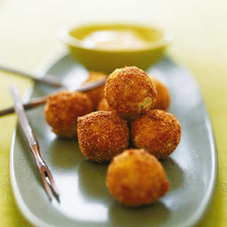 Potato Croquetas with Saffron Alioli Recipe