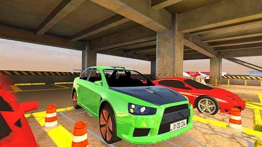 Car Parking Driving Simulator 3D Parking lot 1.0.1 screenshots 21