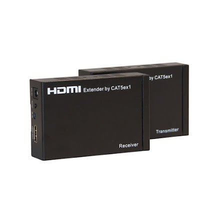 HDMI Extender CAT5e 60 meter